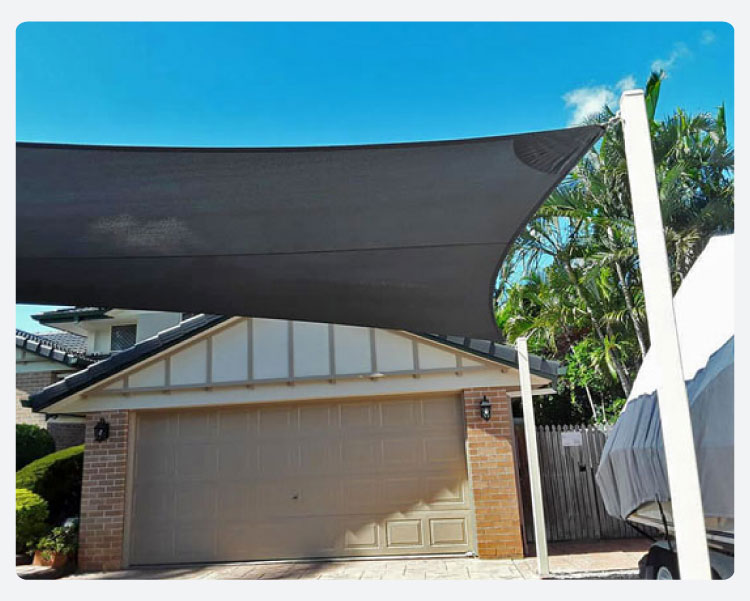 Order Custom Made Shade Sails Online