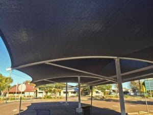 Shade Sail Photo Gallery