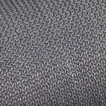 Silver Ferroshade Commercial Grade Custom Made 100% Mono Shade